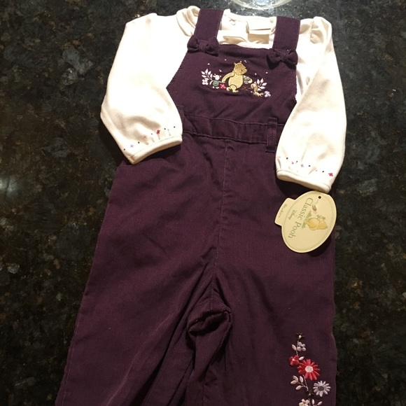 Disney Other - NWT Disney Classic Pooh Size 9 months